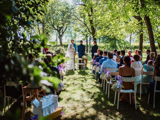Il matrimonio di Simone e Evelyn a Lazise, Verona 17