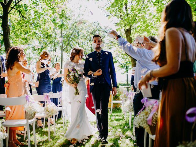 Il matrimonio di Simone e Evelyn a Lazise, Verona 19
