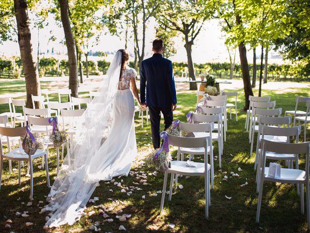 Il matrimonio di Simone e Evelyn a Lazise, Verona 20