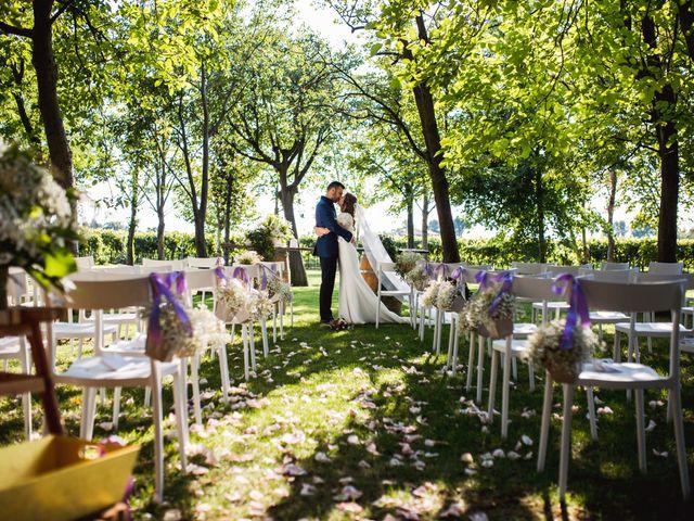 Il matrimonio di Simone e Evelyn a Lazise, Verona 21