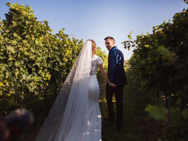Il matrimonio di Simone e Evelyn a Lazise, Verona 23
