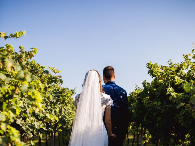 Il matrimonio di Simone e Evelyn a Lazise, Verona 24