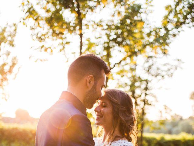Il matrimonio di Simone e Evelyn a Lazise, Verona 27