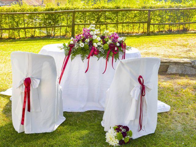 Il matrimonio di Alessandro e Lucia a Roppolo, Biella 15