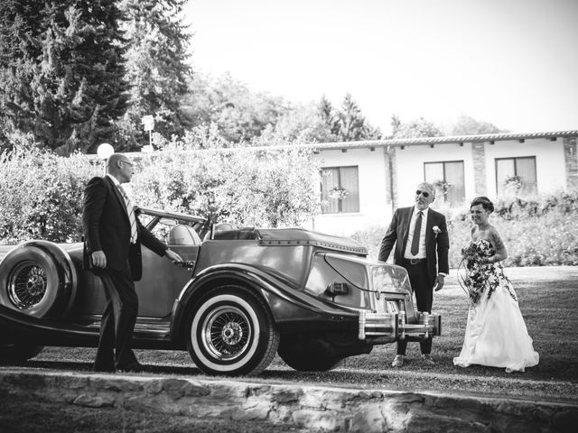 Il matrimonio di Alessandro e Lucia a Roppolo, Biella 17
