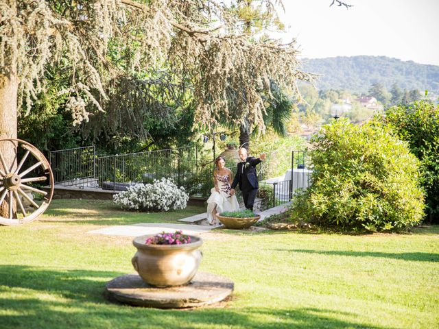 Il matrimonio di Alessandro e Lucia a Roppolo, Biella 27
