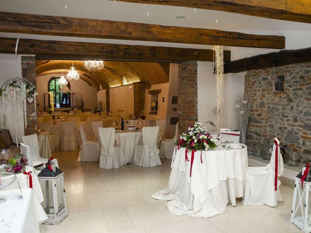 Il matrimonio di Alessandro e Lucia a Roppolo, Biella 35