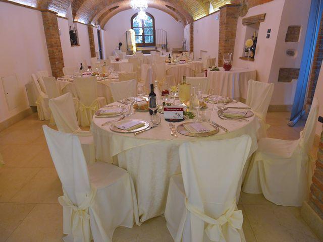 Il matrimonio di Alessandro e Lucia a Roppolo, Biella 37