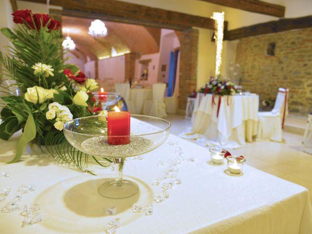 Il matrimonio di Alessandro e Lucia a Roppolo, Biella 38