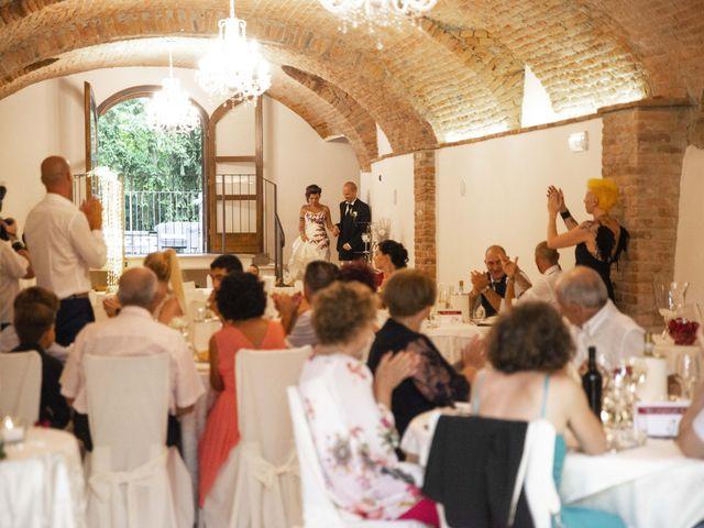 Il matrimonio di Alessandro e Lucia a Roppolo, Biella 40
