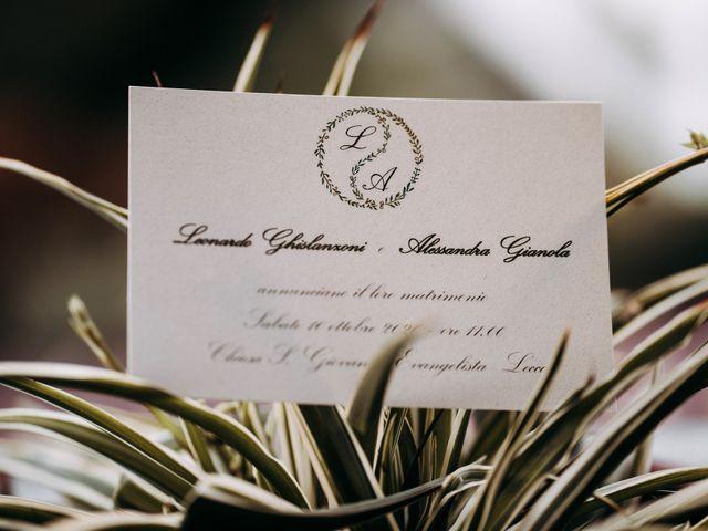 Il matrimonio di Leonardo e Alessandra a Lecco, Lecco 7