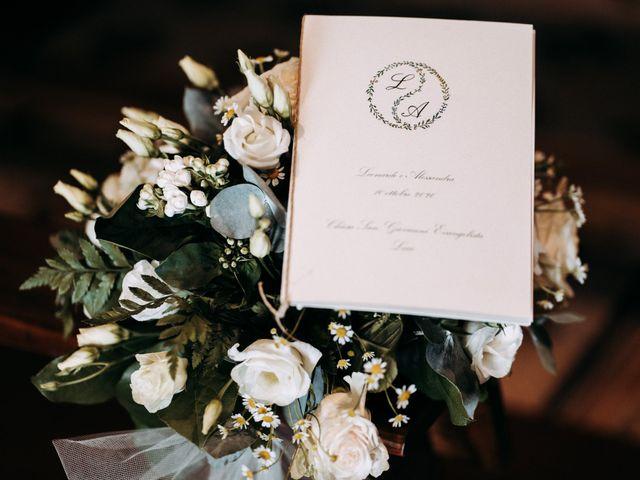 Il matrimonio di Leonardo e Alessandra a Lecco, Lecco 27