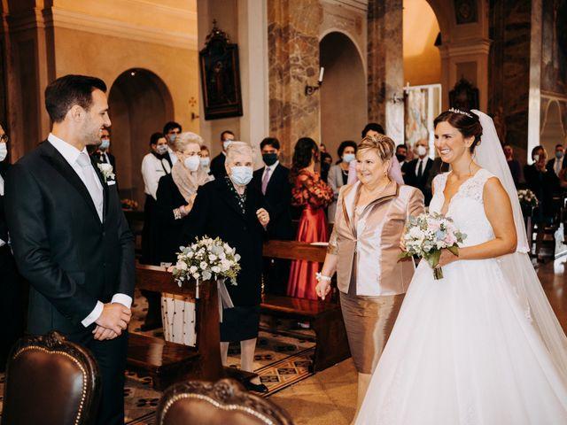 Il matrimonio di Leonardo e Alessandra a Lecco, Lecco 29