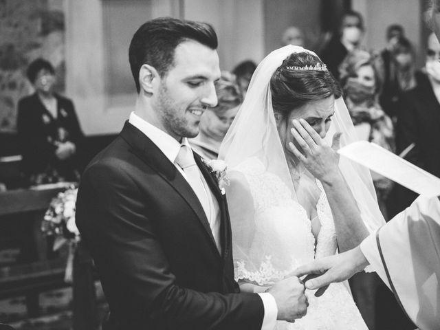 Il matrimonio di Leonardo e Alessandra a Lecco, Lecco 32