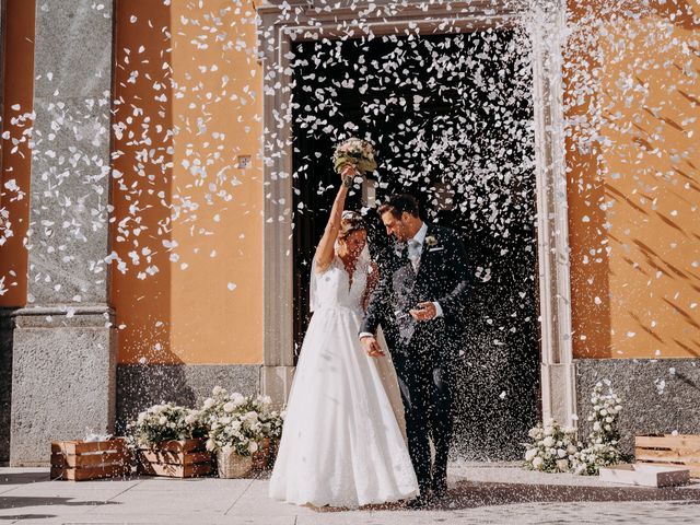 Il matrimonio di Leonardo e Alessandra a Lecco, Lecco 39