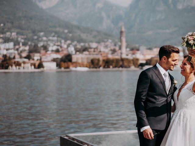 Il matrimonio di Leonardo e Alessandra a Lecco, Lecco 41