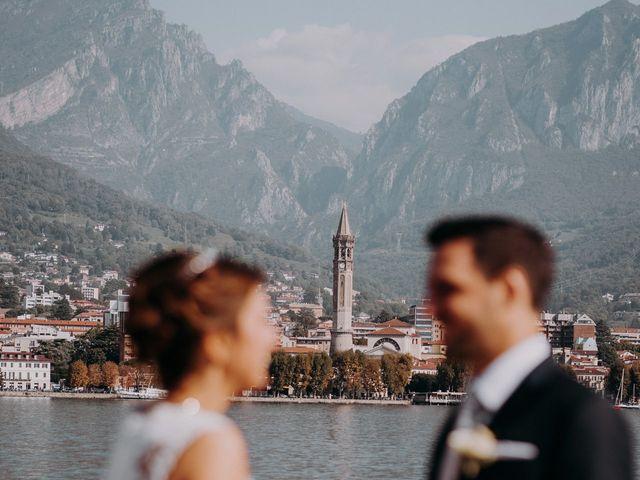 Il matrimonio di Leonardo e Alessandra a Lecco, Lecco 42