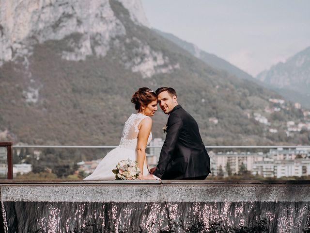 Il matrimonio di Leonardo e Alessandra a Lecco, Lecco 45