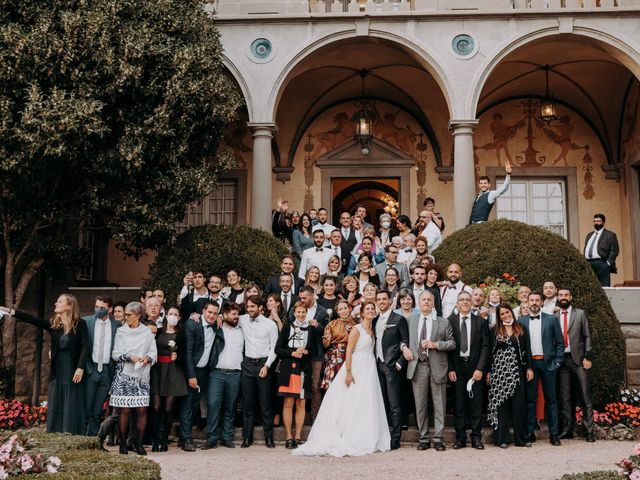 Il matrimonio di Leonardo e Alessandra a Lecco, Lecco 60