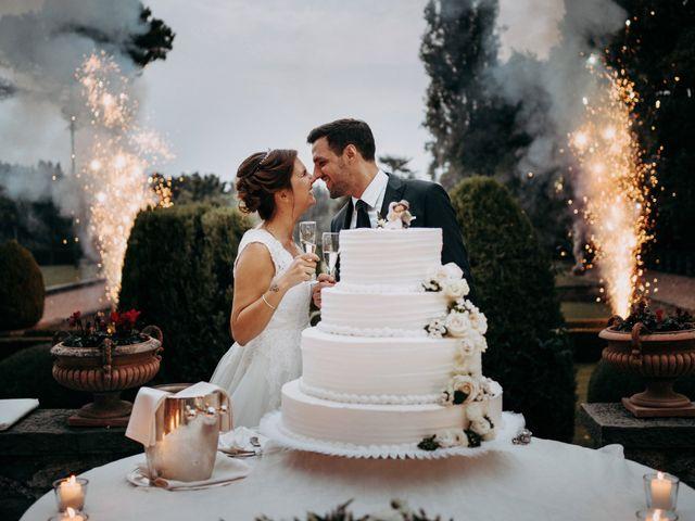 Il matrimonio di Leonardo e Alessandra a Lecco, Lecco 63