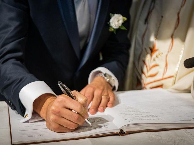 Il matrimonio di Alessandro e Alessandra a Brunello, Varese 20