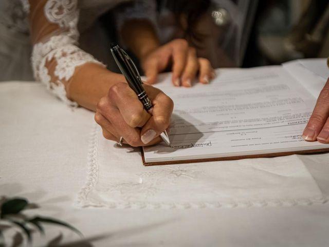 Il matrimonio di Alessandro e Alessandra a Brunello, Varese 21