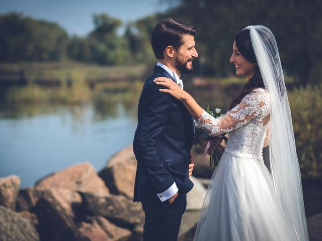 Il matrimonio di Alessandro e Alessandra a Brunello, Varese 22