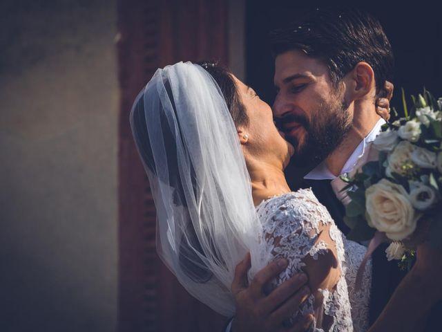 Il matrimonio di Alessandro e Alessandra a Brunello, Varese 24