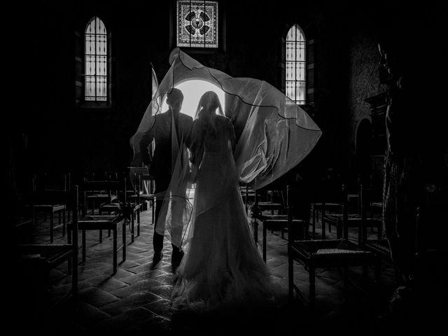Il matrimonio di Alessandro e Alessandra a Brunello, Varese 25
