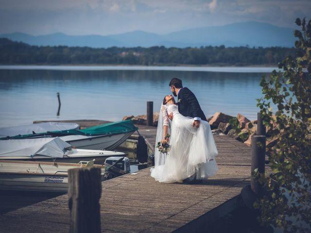 Il matrimonio di Alessandro e Alessandra a Brunello, Varese 28