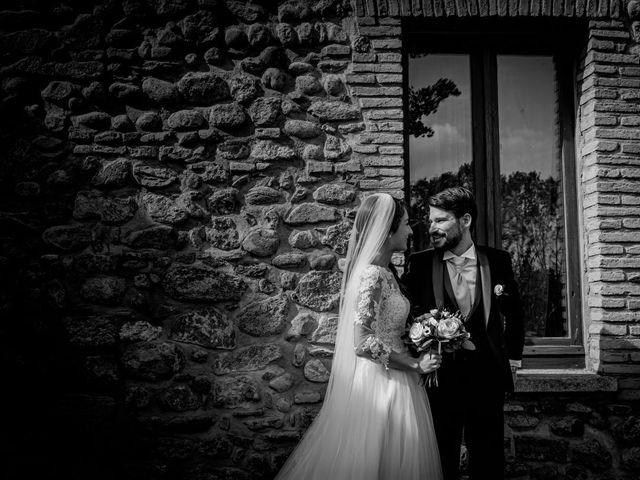Il matrimonio di Alessandro e Alessandra a Brunello, Varese 29