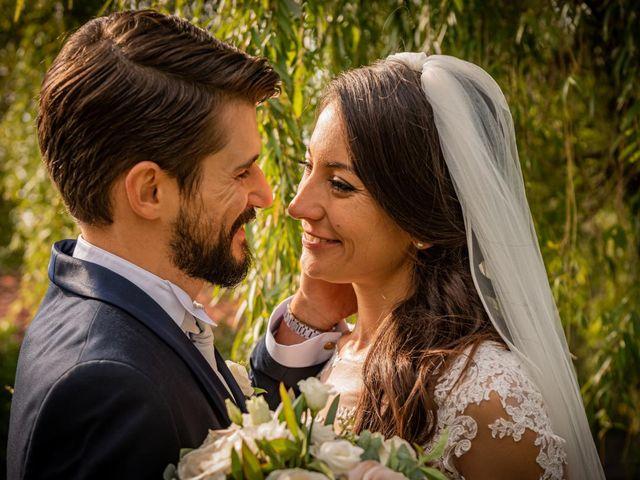 Il matrimonio di Alessandro e Alessandra a Brunello, Varese 33