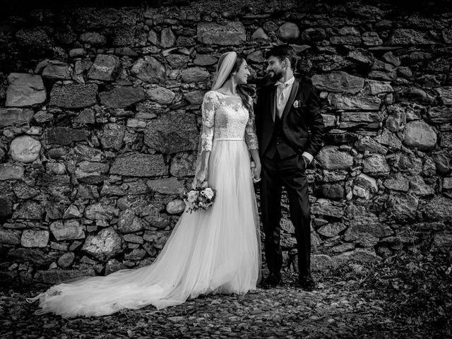 Il matrimonio di Alessandro e Alessandra a Brunello, Varese 37