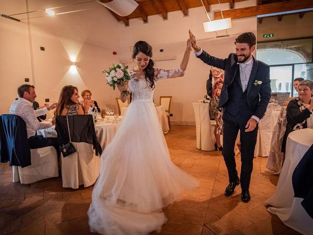Il matrimonio di Alessandro e Alessandra a Brunello, Varese 45