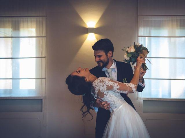 Il matrimonio di Alessandro e Alessandra a Brunello, Varese 46