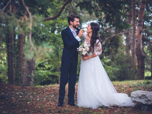 Il matrimonio di Alessandro e Alessandra a Brunello, Varese 49