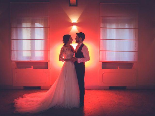 Il matrimonio di Alessandro e Alessandra a Brunello, Varese 50