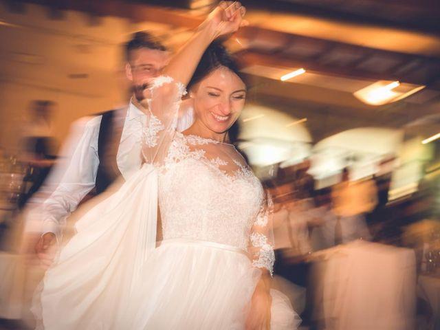 Il matrimonio di Alessandro e Alessandra a Brunello, Varese 51