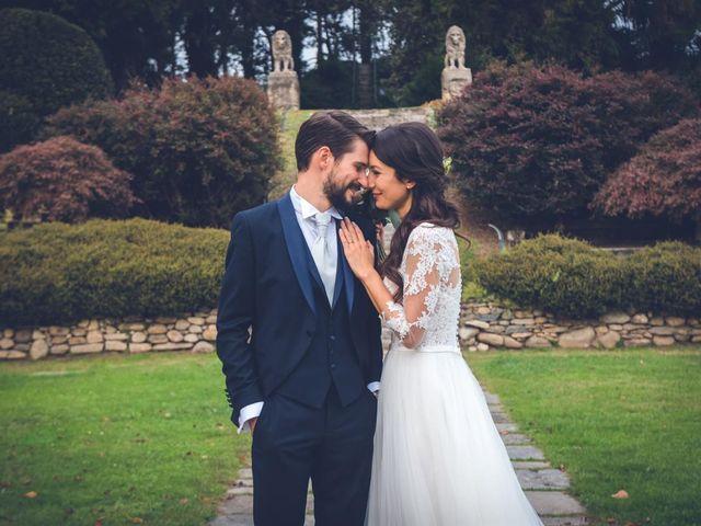 Il matrimonio di Alessandro e Alessandra a Brunello, Varese 53