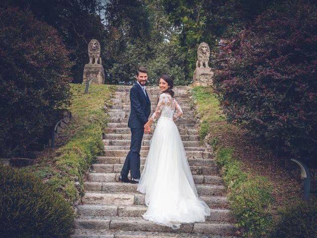 Il matrimonio di Alessandro e Alessandra a Brunello, Varese 54