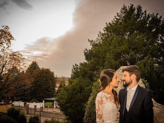 Il matrimonio di Alessandro e Alessandra a Brunello, Varese 55
