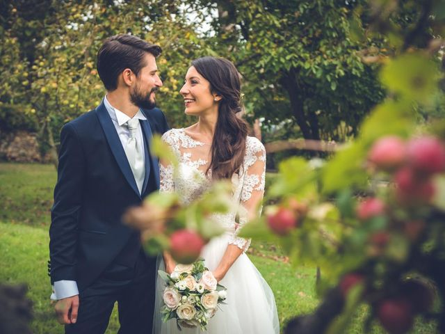 Il matrimonio di Alessandro e Alessandra a Brunello, Varese 1