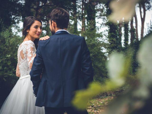 Il matrimonio di Alessandro e Alessandra a Brunello, Varese 57