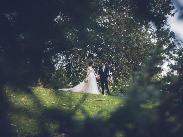 Il matrimonio di Alessandro e Alessandra a Brunello, Varese 58