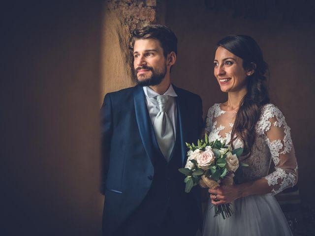 Il matrimonio di Alessandro e Alessandra a Brunello, Varese 60