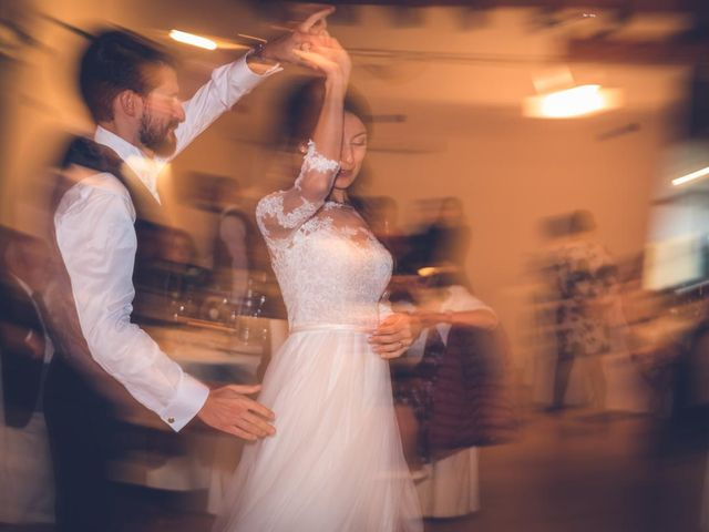 Il matrimonio di Alessandro e Alessandra a Brunello, Varese 62