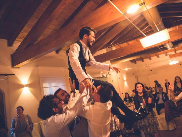 Il matrimonio di Alessandro e Alessandra a Brunello, Varese 63