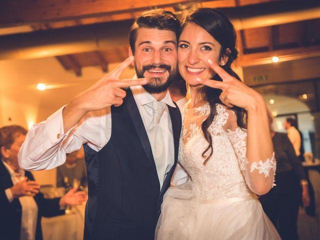 Il matrimonio di Alessandro e Alessandra a Brunello, Varese 65