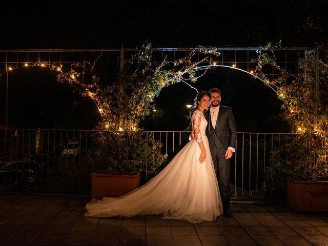 Il matrimonio di Alessandro e Alessandra a Brunello, Varese 66