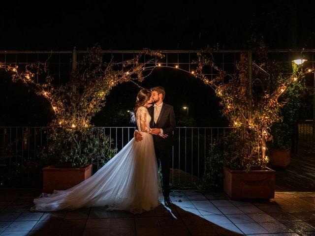 Il matrimonio di Alessandro e Alessandra a Brunello, Varese 67